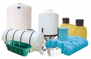 انواع مخزن آب پلیمری