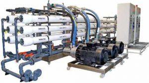 نقش دستگاه آب شیرین کن در تصفیه آب های شور